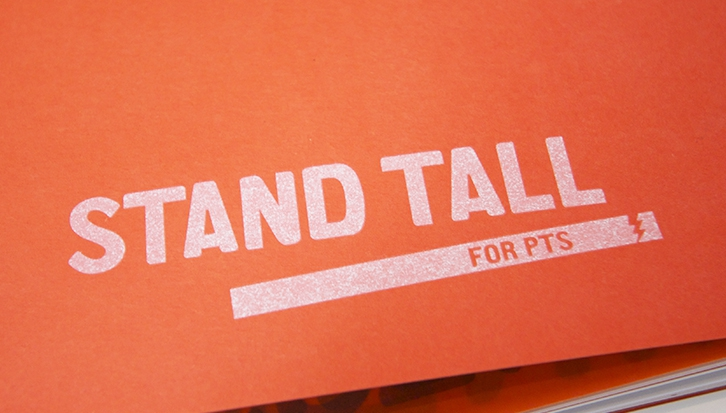 Stand Tall for Post Traumatic Stress