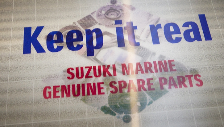 Suzuki Genuine Spare Parts - Keep it Real