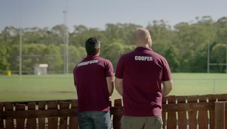 Shine Lawyers QLD Got Your Back TVC